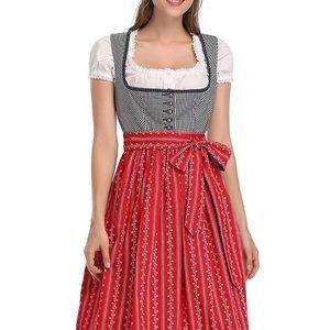 Bavarian Style Dirndl